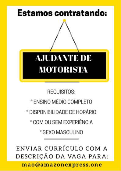RECEPCIONISTA – TÉCNICA EM ANÁLISES CLÍNICAS – COZINHEIRO – AJUDANTE DE MOTORISTA