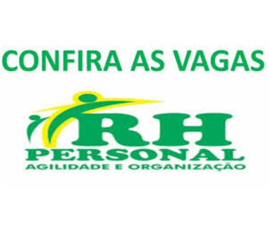 Personal RH abre 4 vagas Auxiliar de Importação – Assistente – Operador de Máquina