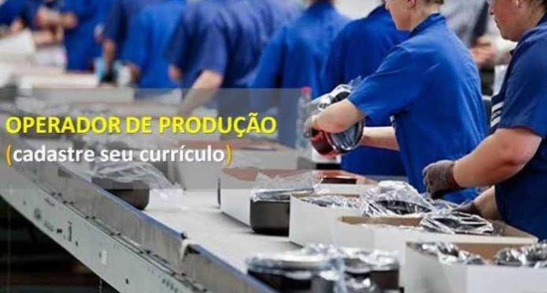 Indústria do Polo Industrial Contrata Operador de Produção