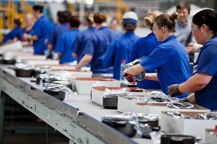 Empresa Abre nova oportunidade de trabalho para Auxiliar de Produção