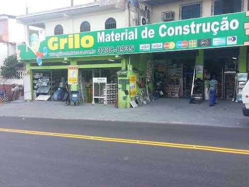 Empresa: GRILO MATERIAL DE CONSTRUÇÃO está Contratando Área de Atuação: – Comercial/ Vendas