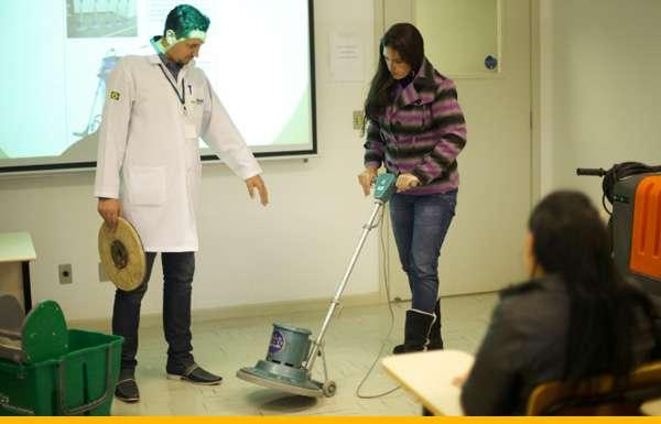 Empresa abre nova oportunidade de emprego para Supervisor Conservação e Limpeza