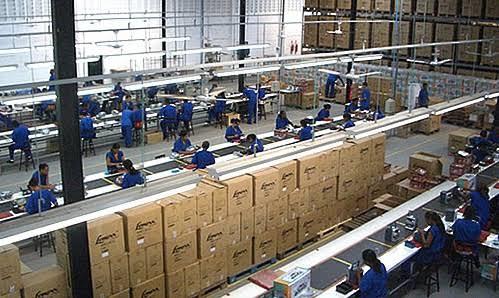 Empresa do Distrito seleciona os seguintes profissionais Operador de Produção