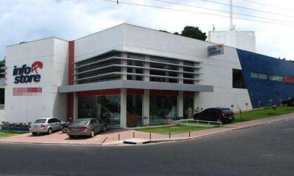 Empresa InforStore Contrata Auxiliar Serviços GERAIS e também PCD