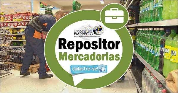 Supermercado abre 02 Vagas para Repositor de Mercadorias seleção Presencial