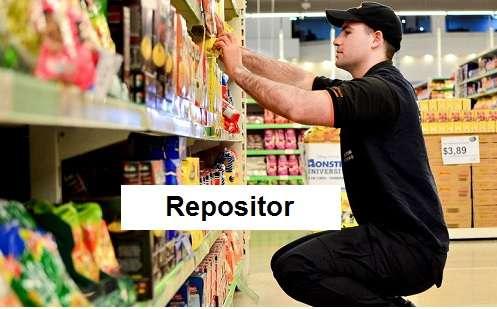 Empresa abre nova oportunidade de emprego para Repositor