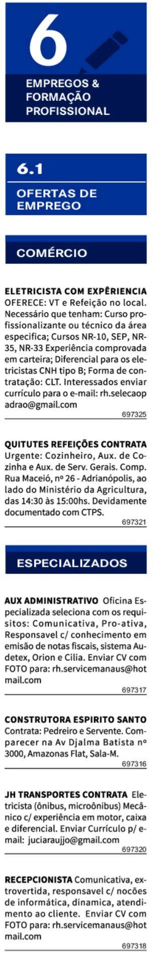 IMG 20201125 113931 - Classificados Jornal Acrítica Quarta Feira