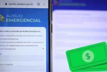 Auxilio emergencial consulta através de cpf
