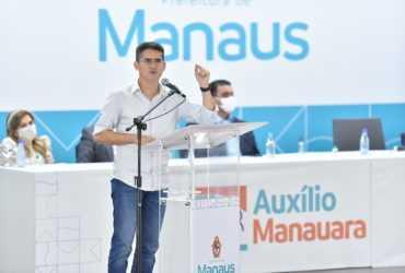 Pagamento do Auxílio Manauara foi adiado
