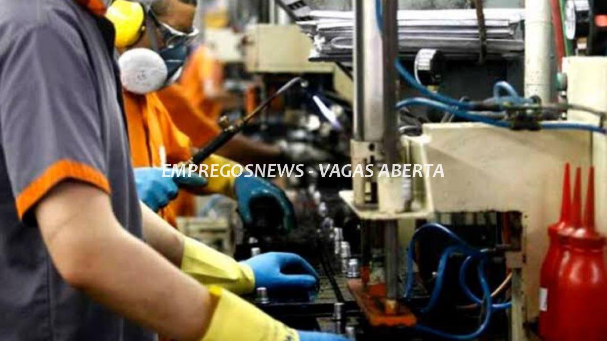 vaga de Operador de Producao para cidade de manaus 1200x675 1 - Com e sem experiência Auxiliares de Produção com disponibilidade de horário