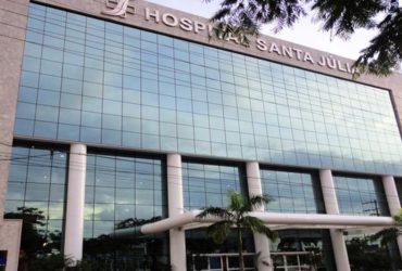Hospital Santa Júlia Abre Processo Seletivo para ASSISTENTE