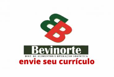 BEVINORTE Abre oportunidades para Setor de ESTOQUE!