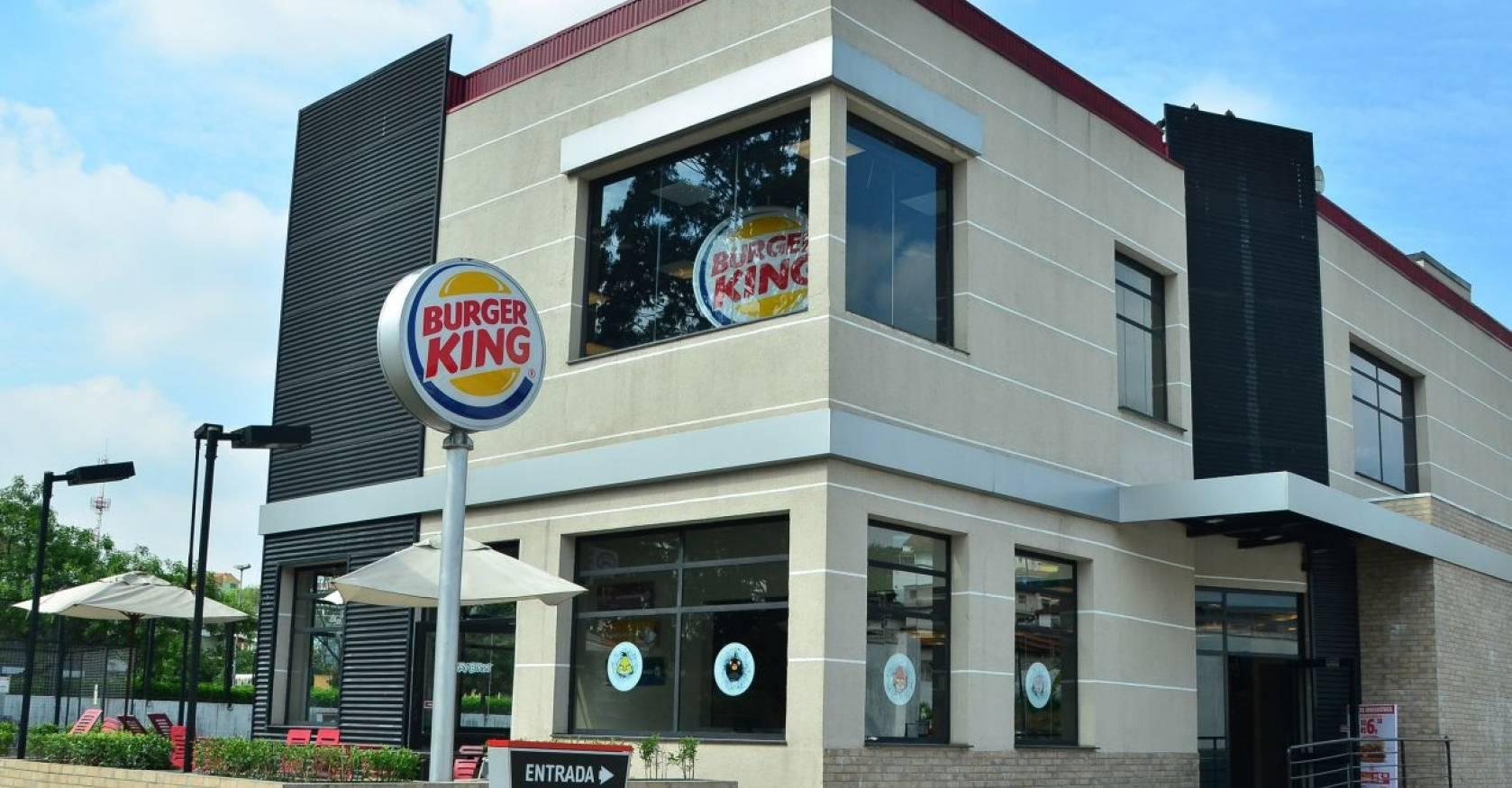 Burger King está com 30 Vagas aberta