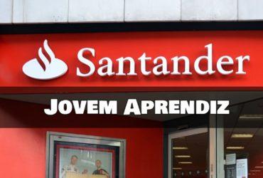Jovem Aprendiz - Banco Santander