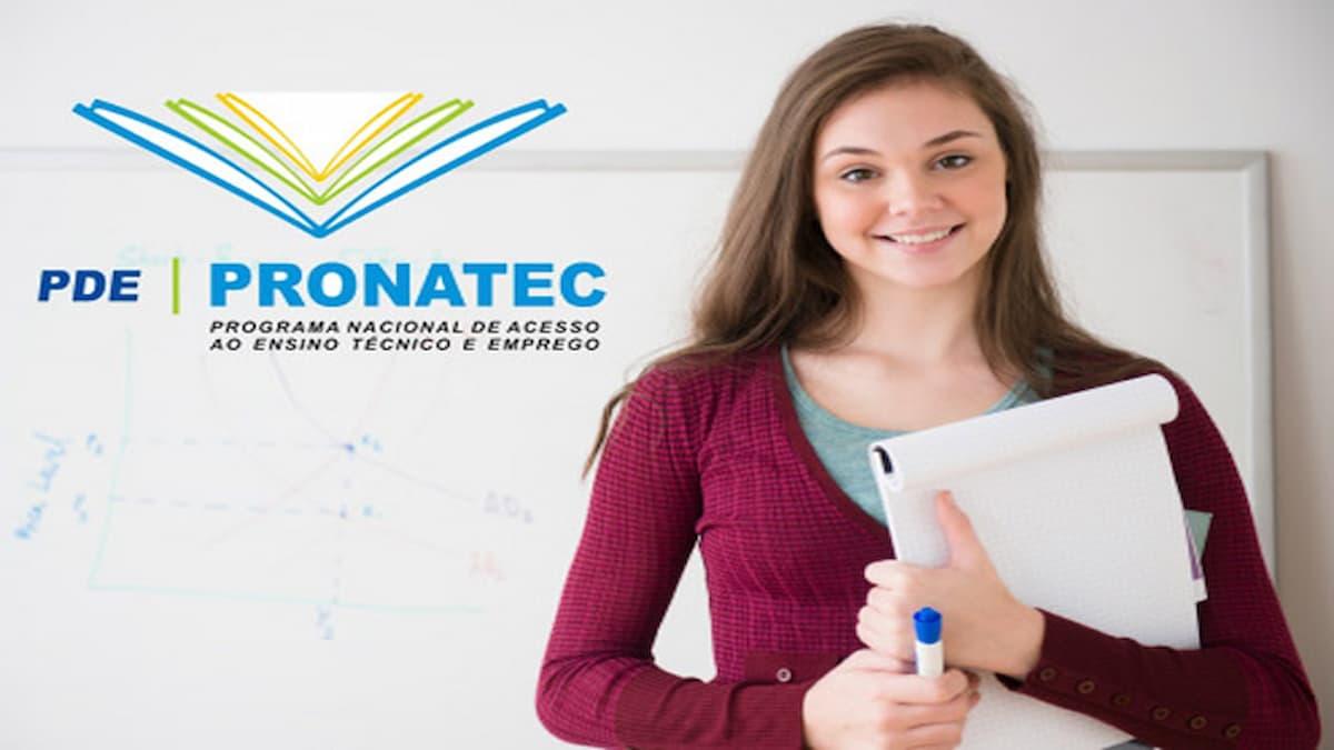 Pronatec oferta 775 vagas - Pronatec oferta 775 vagas em cursos online gratuitos (EAD)