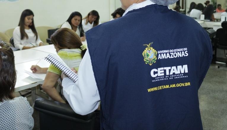 CETAM anuncia 27 MIL vagas em cursos de qualificacao - CETAM acaba de ANUNCIAR 27 MIL vagas em edital de cursos de qualificação profissional