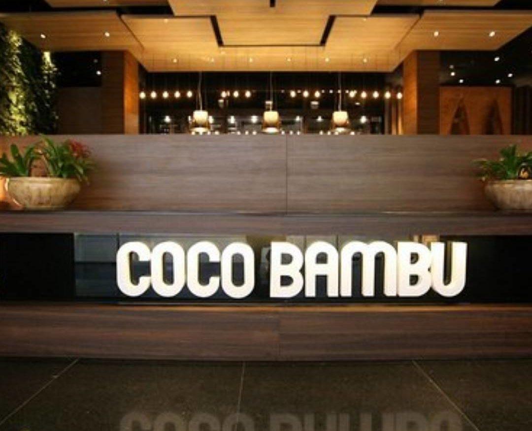 COCO BAMBU manaus 1080x875 - COCO BAMBU vagas de emprego em Restaurante de Manaus