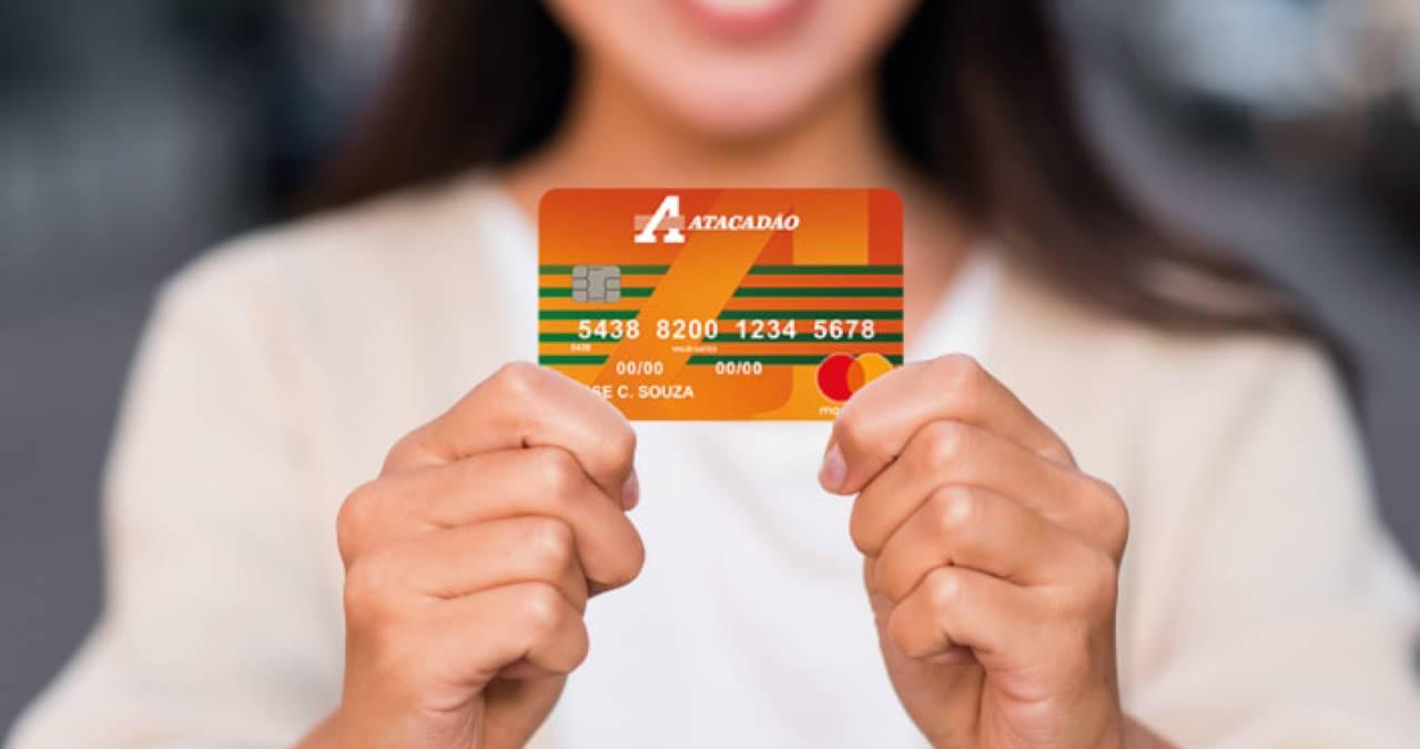 Como fazer uma Cartao de Credito - Como fazer um Cartão de Credito do Atacadão; Confira