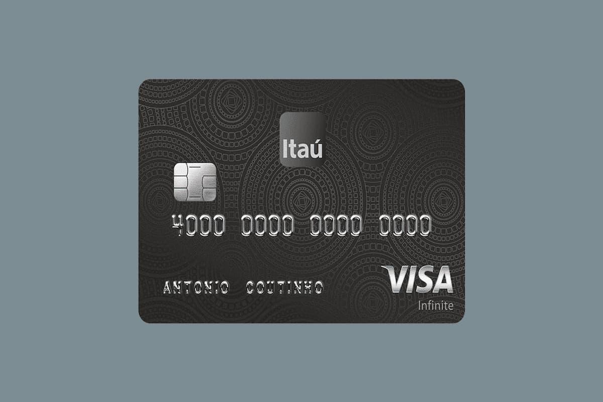 O Itau anunciou que oferecera cartoes ilimitados - O Itaú anunciou que oferecerá cartões ilimitados