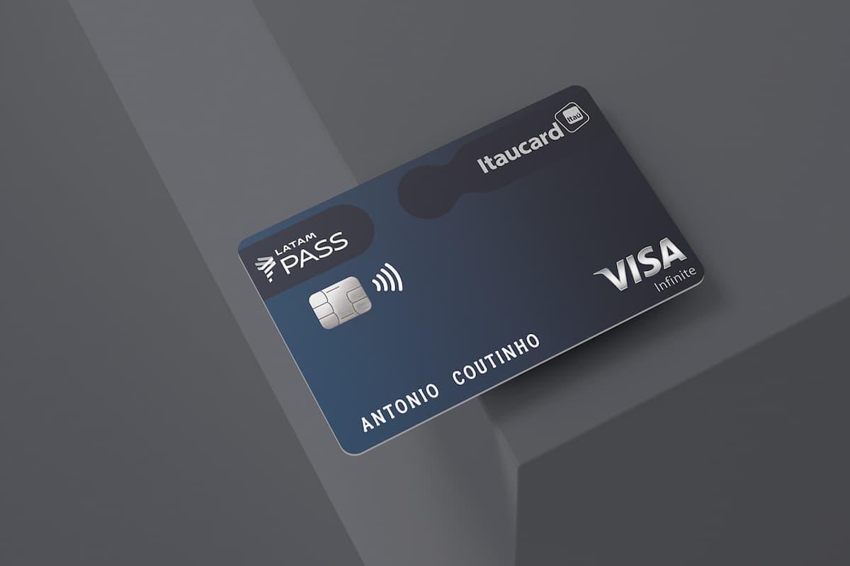 cartao de credito LATAM Pass Itaucard Visa Infinite - O Itaú anunciou que oferecerá cartões ilimitados