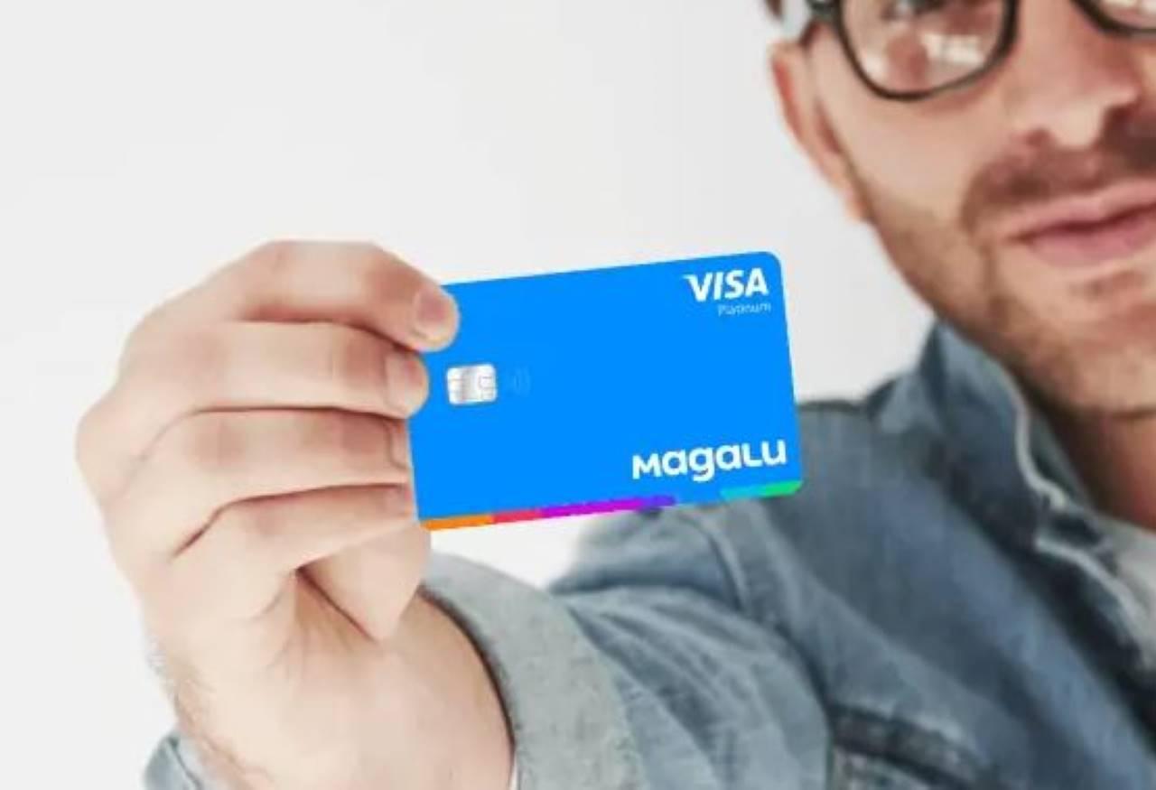 cartao magalu zero anuidade - Cartão Magalu ZERO ANUIDADE E 4% de CASHBACK