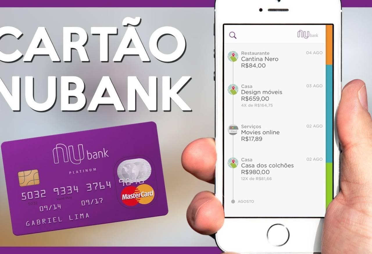 nubank cartao de credito - Pague Boleto utilizando seu cartão de crédito Nubank