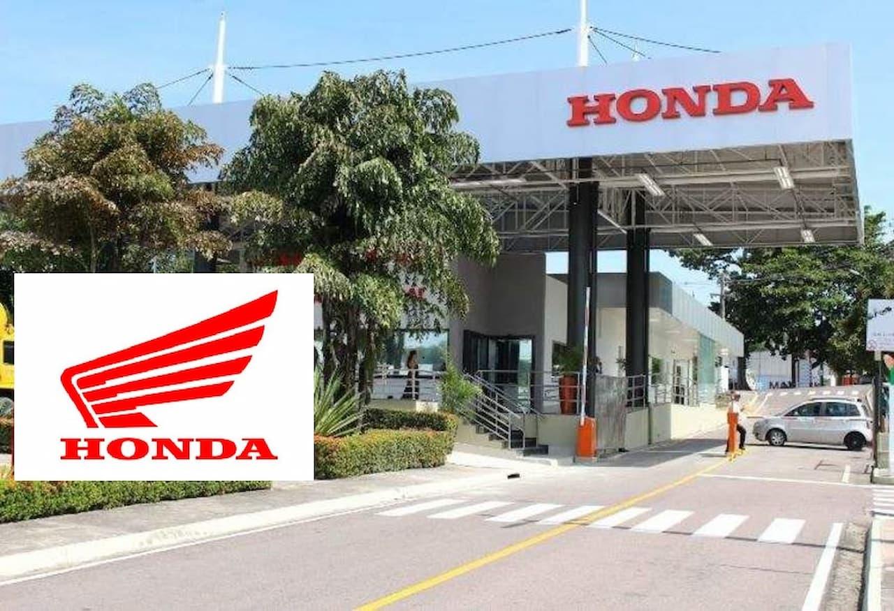 Honda INAUGURA NOVA Fabrica de Motos - Honda INAUGURA NOVA Fábrica de Motos no Pólo Industrial de Manaus
