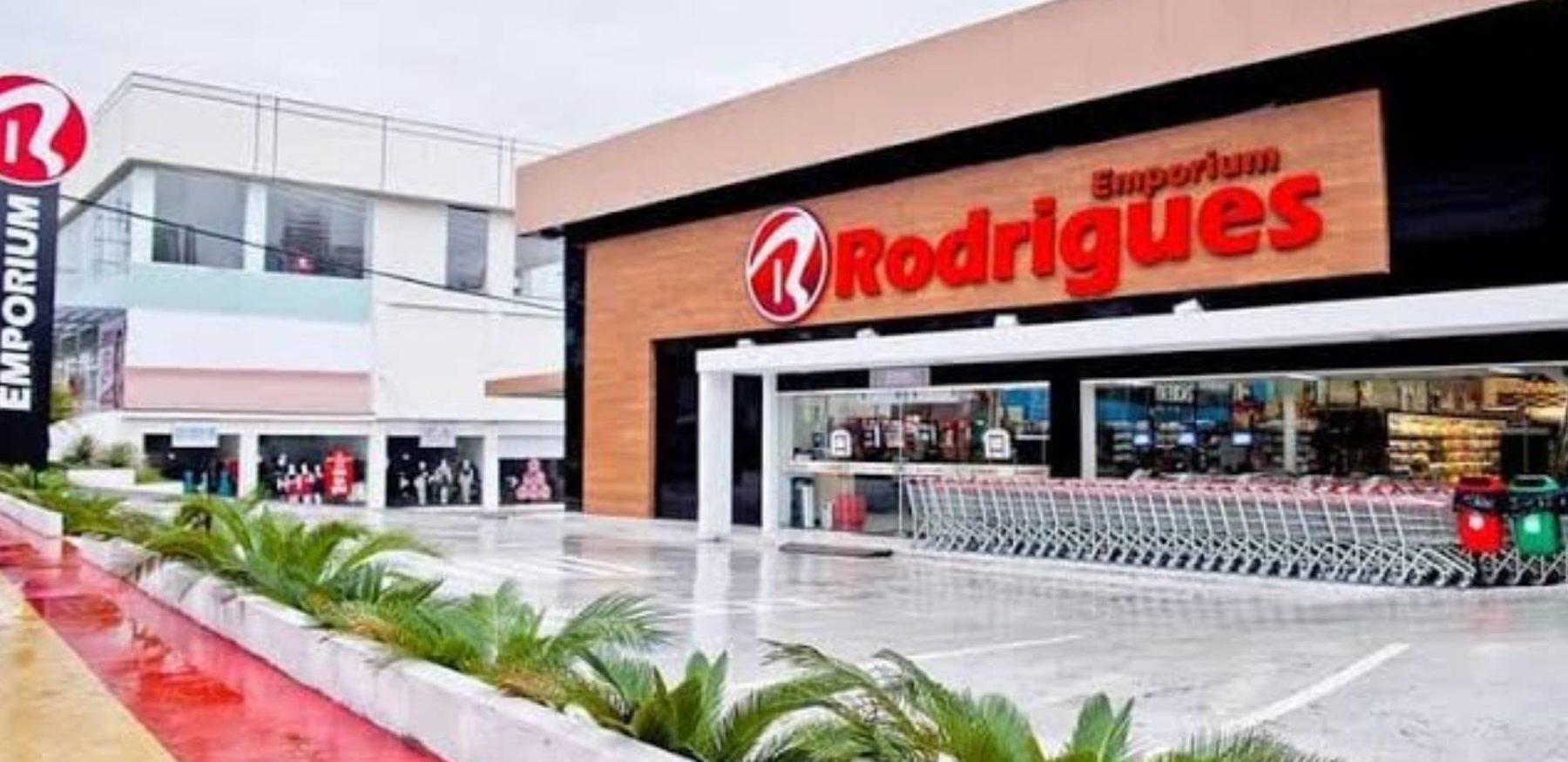 Supermercado Rodrigues Manaus 1800x875 - Supermercado Rodrigues Manaus abre inscrições de emprego para Ajudante de Estoque